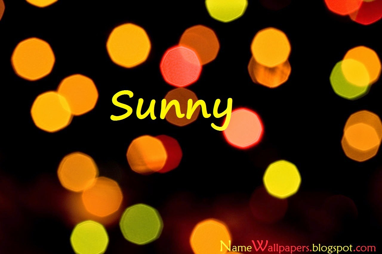 Sunny name wallpapers sunny name wallpaper urdu name meaning name images logo signature - Sunny name wallpaper ...
