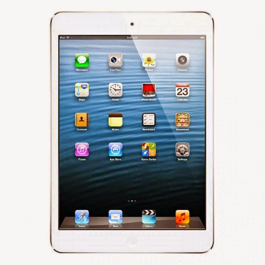 Apple Terbaru iPad Mini Dengan Ram 16 GB