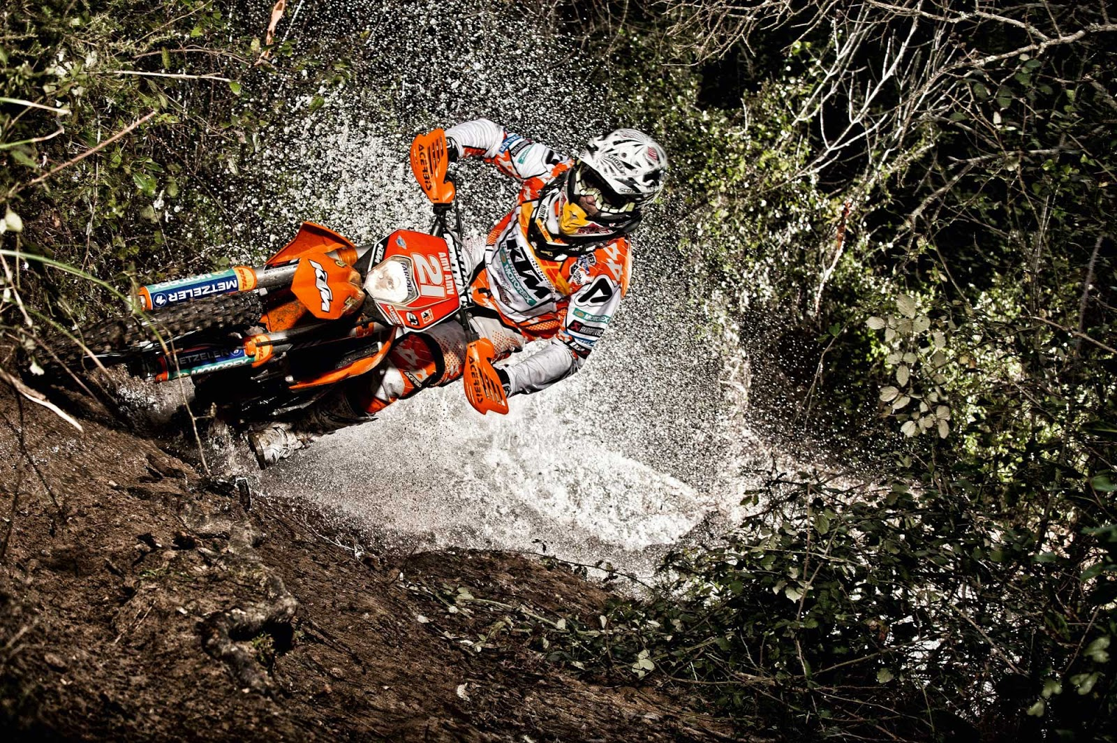 KTM 350 EXC-F New Bikes HD Wallpapers