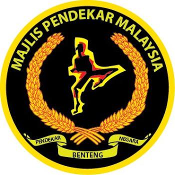 LENCANA GABUNGAN PSSGGSM DENGAN MAJLIS PENDEKAR MALAYSIA