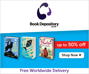 Afiliciación en Book Depository • Affiliation with Book Depository