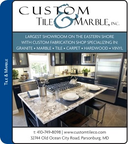 CUSTOM TILE & MARBLE INC.