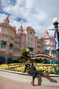 Disneyland France- Paris