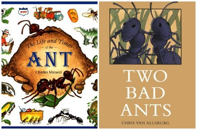 two bad ants by chris van allsburg pdf