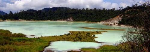 kawah Gunung Talaga Bodas garut