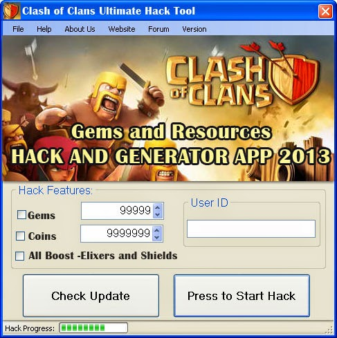 clash of clans game top hints