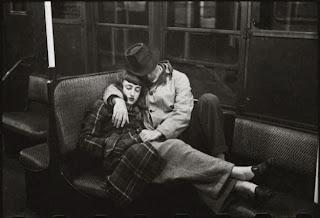 Stanley Kubrick fotografia de pareja