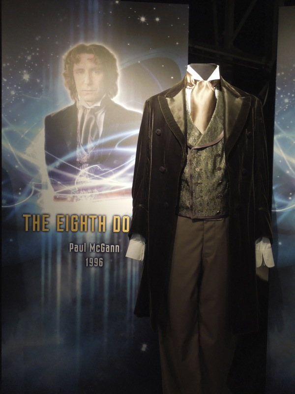 Eighth Doctor Who TV movie costume
