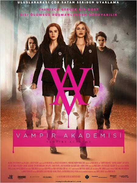 Vampir Akademisi Poster
