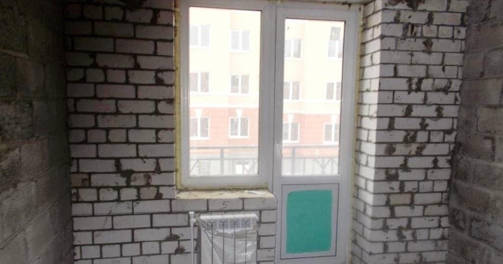 Отделка квартиры в новостройке в новосибирске от застройщика