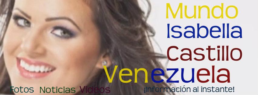 Mundo Isabella Castillo Venezuela