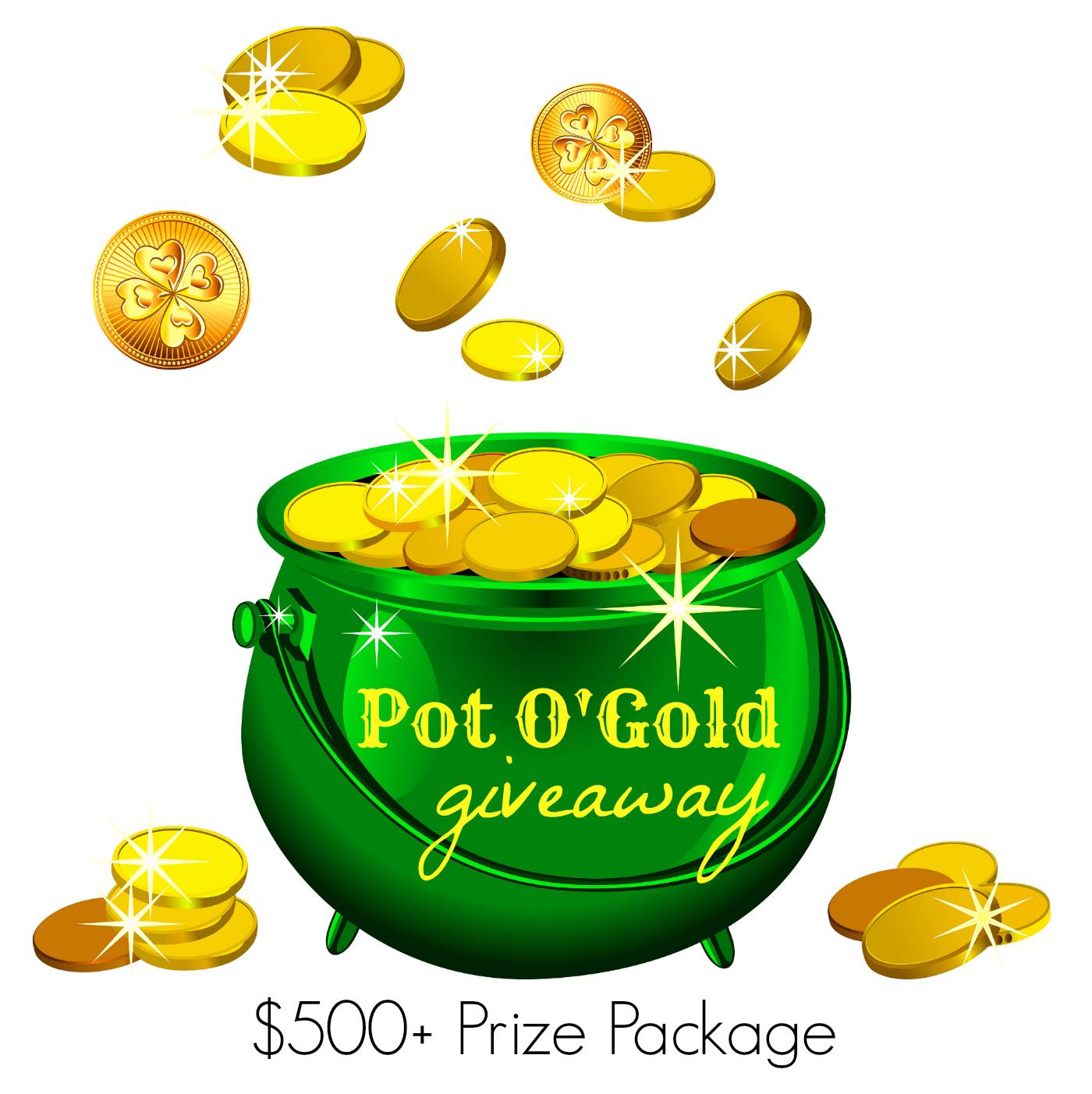 st patrick u0027s day pot o u0027gold giveaway