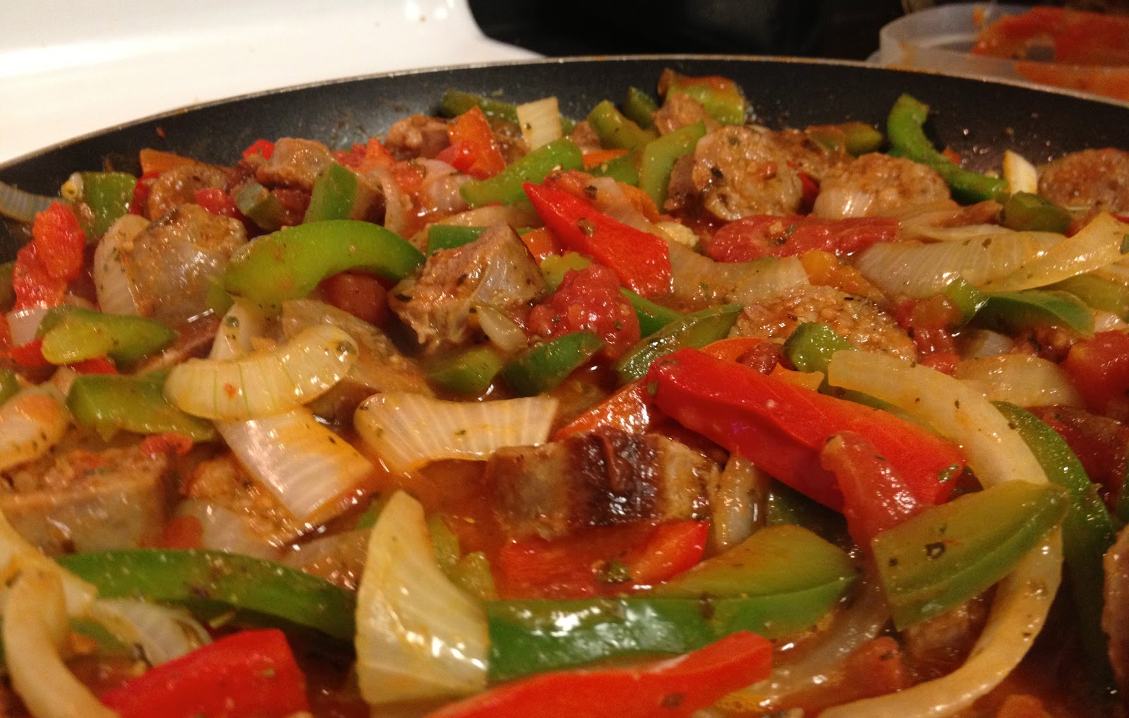 ... Taste for the College Buds: Italian Sausage Pepper and Onion Subs