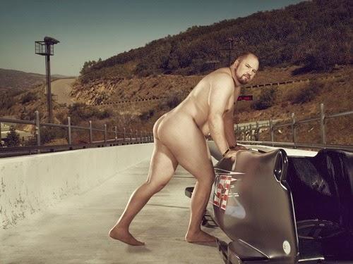 Steve Holcomb nude