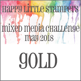 HLS May Mixed Media Challenge