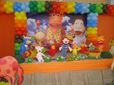 Festa Fazendinha Cocoricó do Arthur