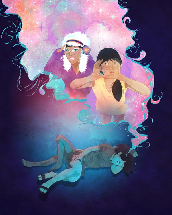 Doctor Ojiplático. Chenoa Gao. Ilustración | Illustration