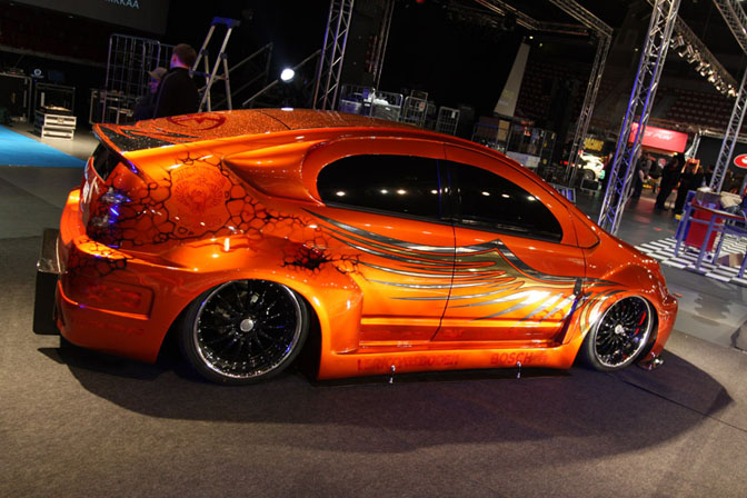 Modified Cars: Toyota Prius Modified