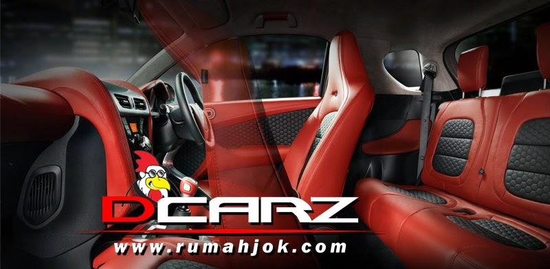 INOVATOR Sarung Jok Mobil Tema | DCARZ 021-8227931