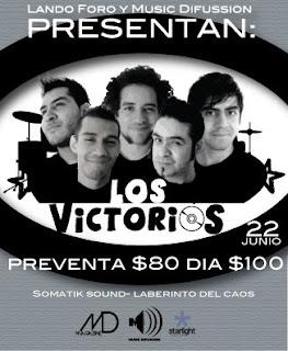 Los Victorios en Toluca