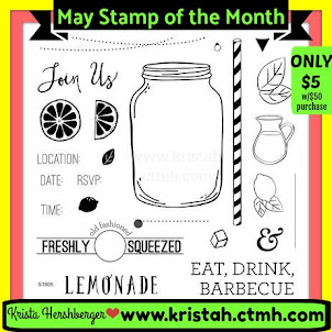 May 2018 Stamp of the Month