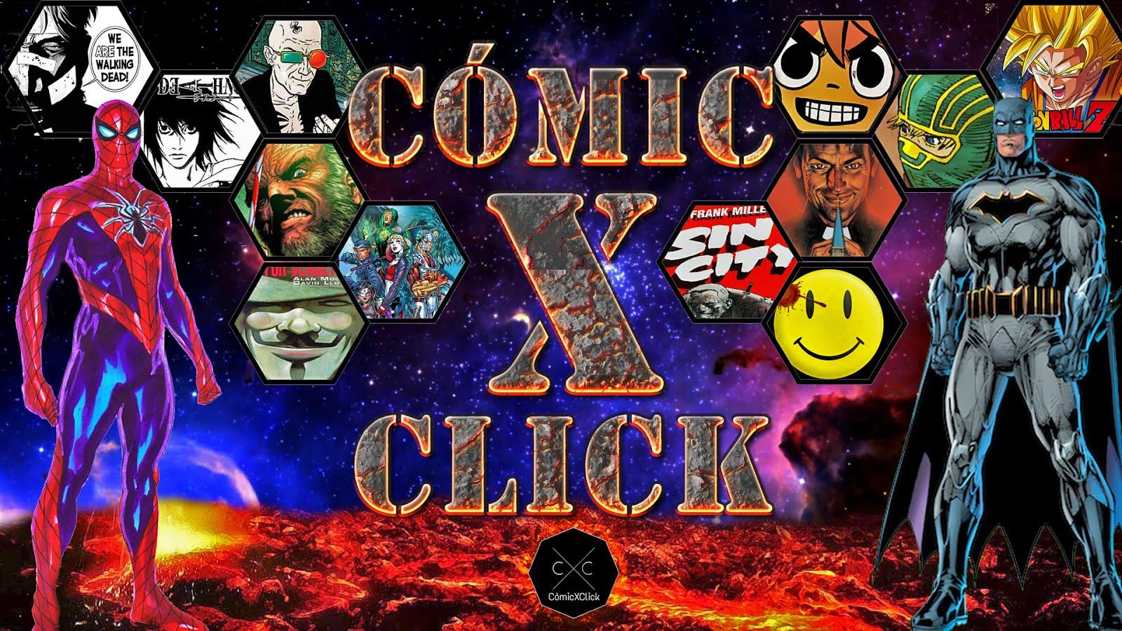 Cómic X Click
