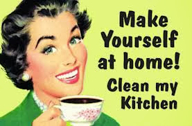 Make-yourself-at-home-clean-my-kitchen