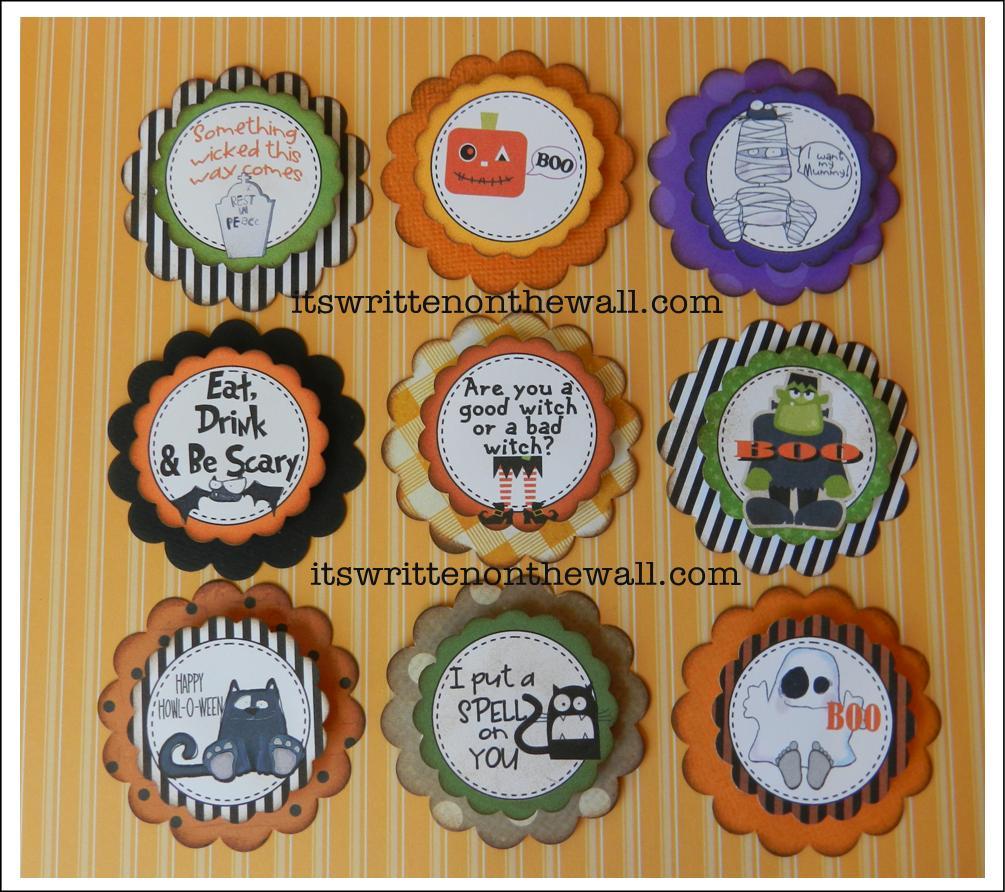 (Freebie) Halloween Hershey Nugget Treats-Yummy & Cute ...