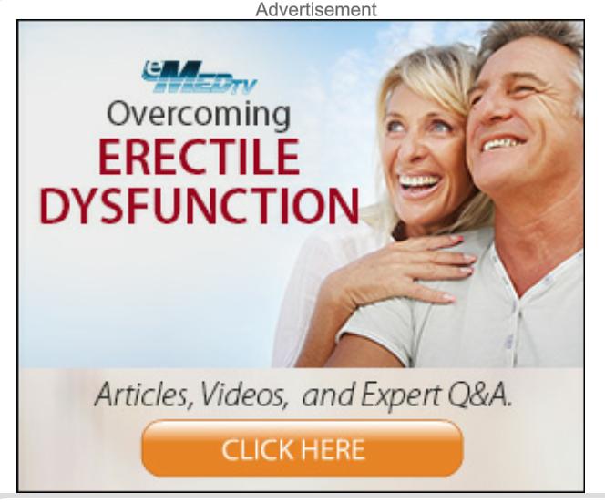 erectile dysfunction advert