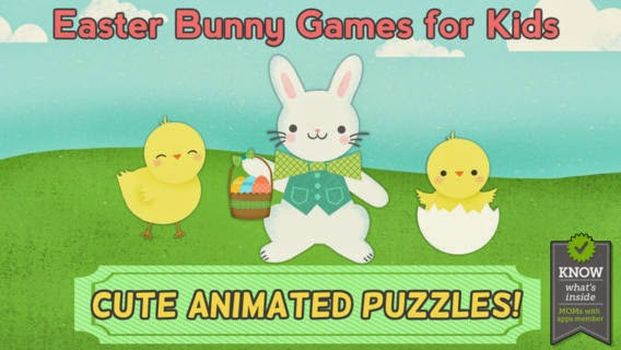 easter bunny game