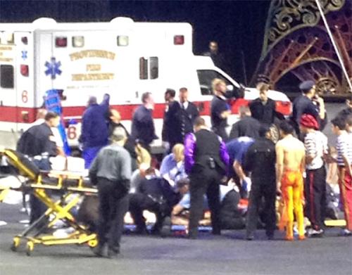Apresentação em circo fere 9 acrobatas nos EUA