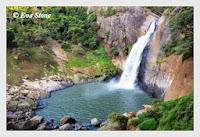 Eva Stone, Dunhinda Ella, Waterfall, Badulla, Sri Lanka
