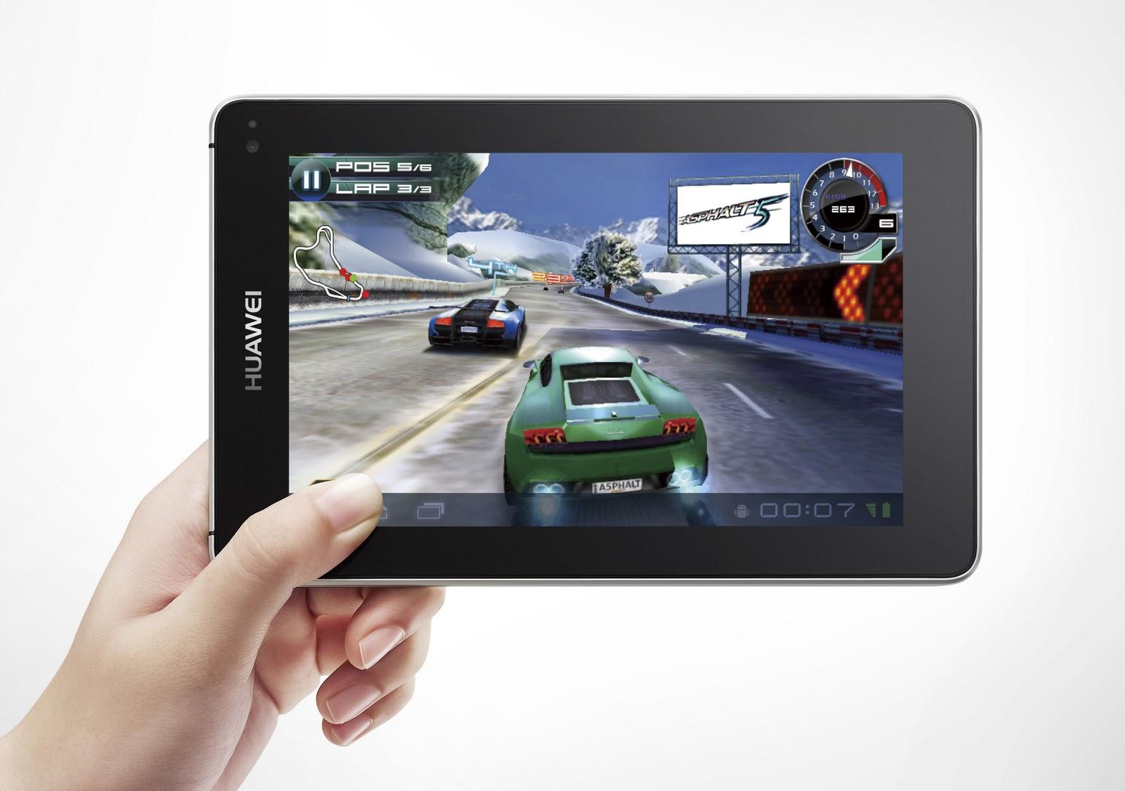Harga Tablet Huawei MediaPad Rp. 4.000.000,-