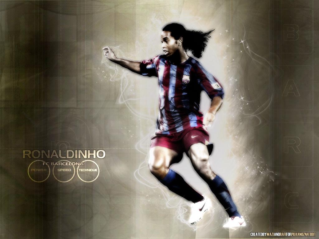 World sports hd wallpapers ronaldinho hd wallpapers - Ronaldinho wallpaper ...