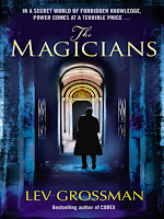 Book cover of The Magicians by Lev Grossman