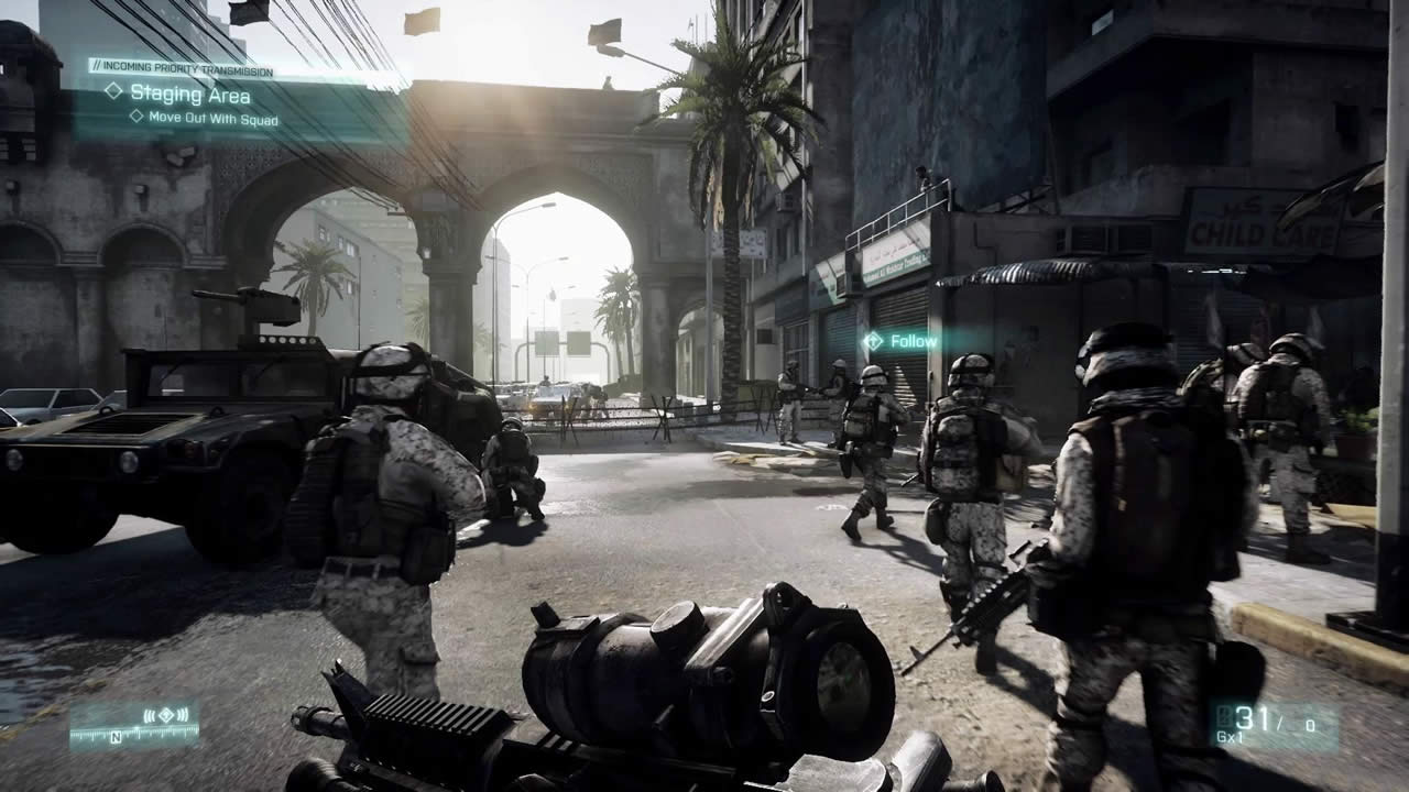 Download Battlefield 3 FullRip   Black Box     PC   (  REUPADO )