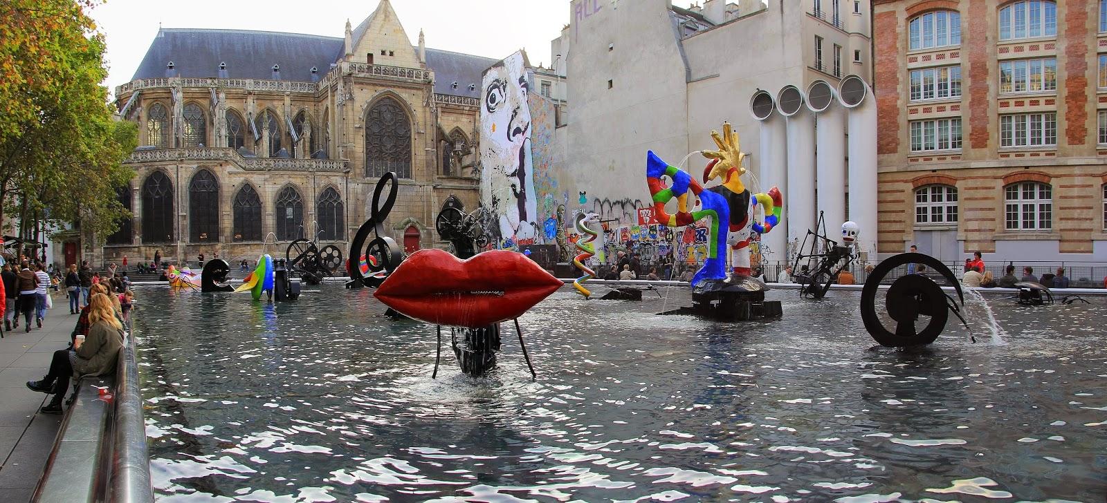 """Résultat de recherche d'images pour """"fontaine igor stravinsky"""""""