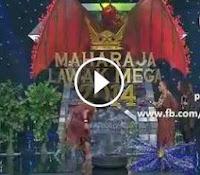 ZERO VIDEO MAHARAJA LAWAK MEGA 2014 MINGGU 12 SEPARUH AKHIR TUGASAN 1