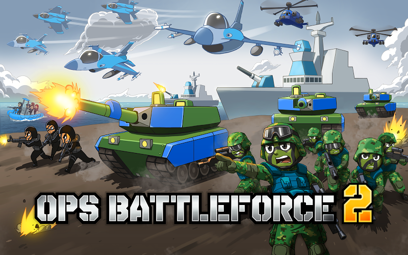 Ops Battleforce 2 Gameplay IOS / Android