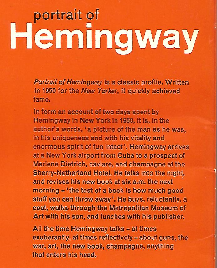 a review of ernest hemingway an american novelist and short story writer and his writings Reviews mar 2, 2011 1 23577 ernest hemingway is easily known as a great  american author  a few stories used summary accounts and flashbacks in the  writing, but the basic function of chronology was very important to  ernest  hemingway is a very direct, intentional writer  ernest hemingway – a short  biography.