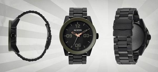 Buy Men S Nixon Watches Online