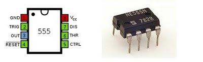Remote Control Circuit Using IC 555