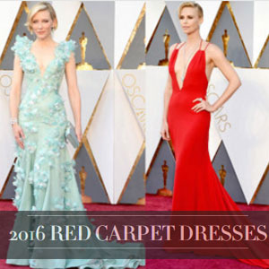 CELEBRITY DRESSES
