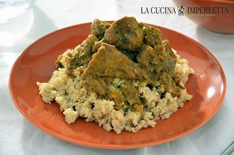 Spezzatino al curry