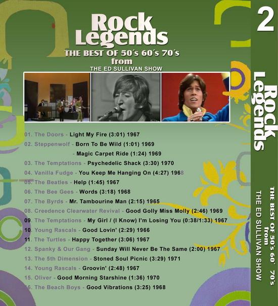 Rock Legends Show 02 ... 48 minutos