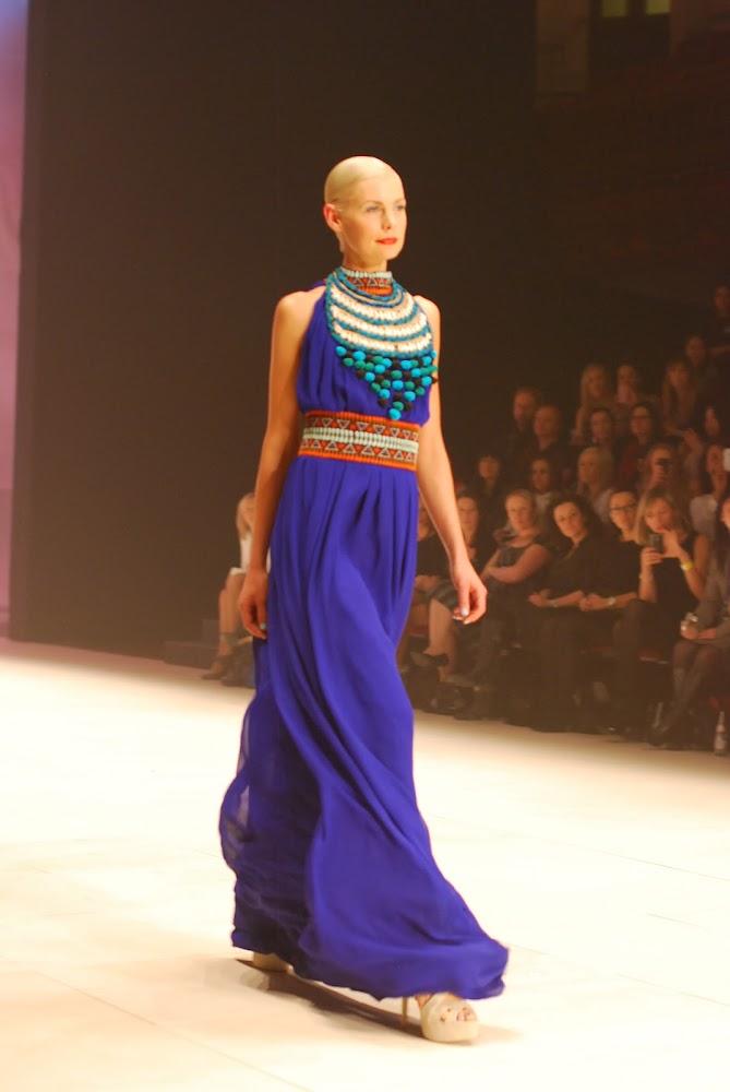 MBFF Sydney Mercedes Fashion Festival 2012 Runway