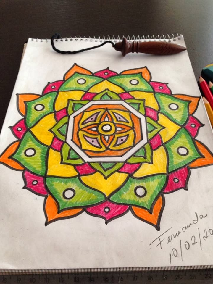 Mandala Personalizada