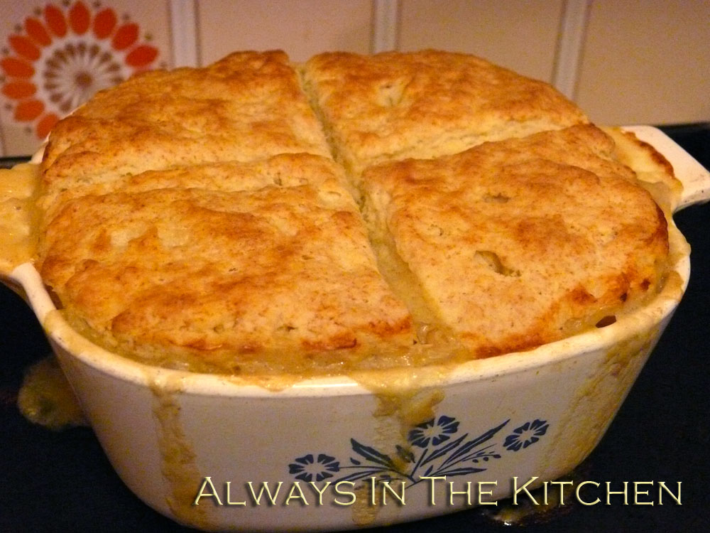 Biscuit Pot Pie | Search Results | All Simply Cooking Blog, Recipes ...