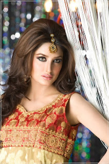 Mehwish Hayat Bridal Wear 2013 Images