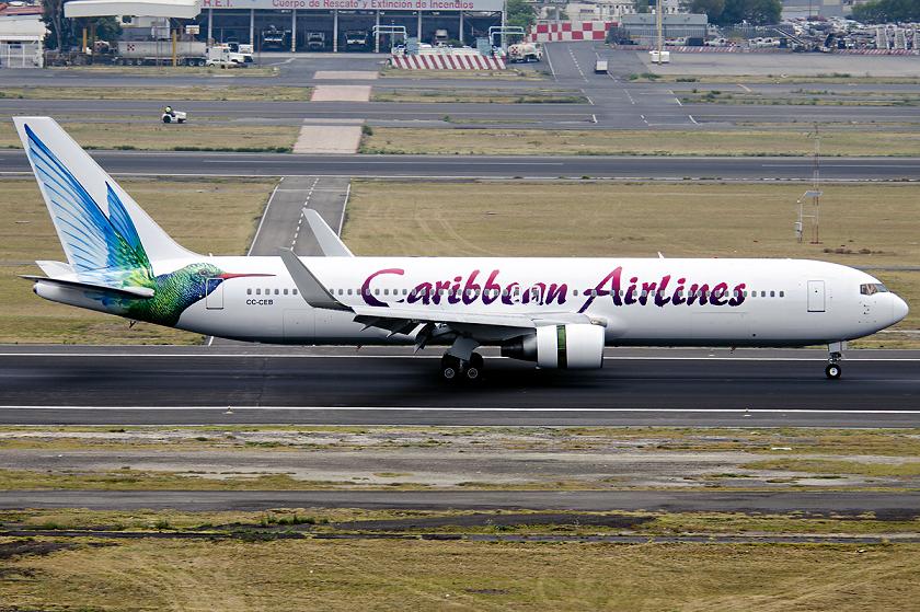 Caribbean Airlines suspenderá sus vuelos a Londres a partir de 2016